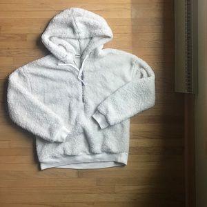 Women's Garage Brand soft fleece Hoodie